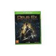 Deus Ex: Mankind Divided - Day One Edition - Xbox One