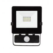 LED reflektor sa senzorom pokreta BLS FL 220-240V 10W 4000K 800lm IP54 PIR