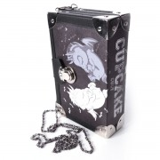 kabelka (taška) Cupcake Cult - UNICORN DREAM - BLACK - POI880