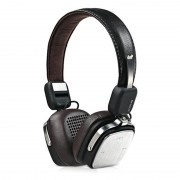 Remax RB-200HB Bluetooth Stereo Headphones - Black / Brown