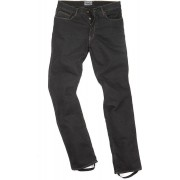 Helstons Dena Jeans Pantalones de las señoras Negro 28