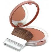 Clinique True Bronze Pressed Powder Bronzer 03 9,6G Sunblushed Per Donna (Cosmetic)