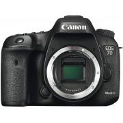 Canon EOS 7D Mark II SLR camerabody 20,2 MP CMOS 5456 x 3632 Pixels Zwart