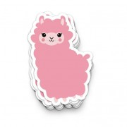 Studio Inktvis Sticker Alpaca