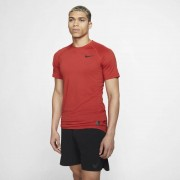 Nike Maglia a manica corta Nike Breathe Pro - Uomo - Red
