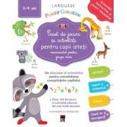 Caiet de jocuri si activitati pentru copii isteti (grupa mica)
