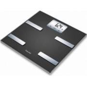 Cantar electronic Beurer BF530 180kg Afisaj LCD Oprire automata Negru