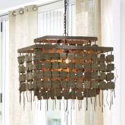 LOBERON Hanglamp Sage / bruin
