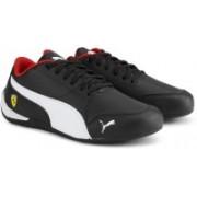 Puma SF Drift Cat 7 Jr Running Shoes For Women(Black)