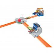 Pista Masinute Hot Wheels City Intersection Mattel