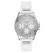Guess Multifunctioneel Horloge Strass - Wit - Size: T/U