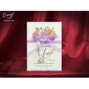 Invitatie nunta cod 5552