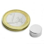 Magnet neodim disc, diametru 10