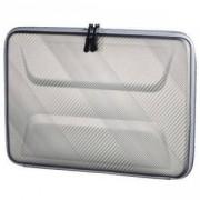Универсален калъф за лаптоп HAMA Protection, до 36 см (14.1 инча), удароустойчив, пластмасов, Сив, HAMA-185634