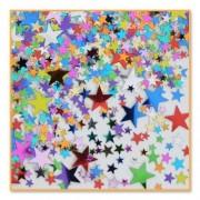 Beistle Cn132 Pretty Party Stars Confetti, 1/2 Ounce