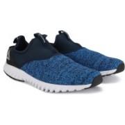 REEBOK TEMPO SLIP ON Running Shoes For Men(Blue, Navy)