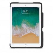 STM Dux Ultra Protective Case - удароустойчив хибриден кейс iPad Pro 9.7 (съвместим с Apple Smart cover) (черен-прозрачен)