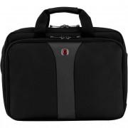 Wenger Legacy Aktentas 40 cm laptopvak black-grey
