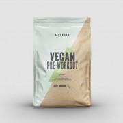 Myprotein Vegan Pre-Workout - 250g - Sáček - Tangy Orange