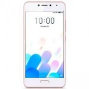 Смартфон Meizu M5c 16Gb Rose gold, Pink, 5.0 инча HD, Quad-core MT6737, Quad-core 1.3 GHz Cortex-A53, 2GB, 16GB, MZU-M710H-16-RGPK