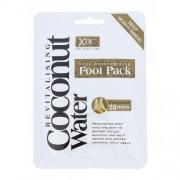 Xpel Coconut Water Deep Moisturising Foot Pack krem do stóp 1 szt dla kobiet