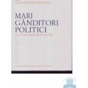Mari ganditori politici - David Boucher Paul Kelly