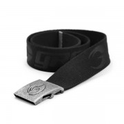 GASP Webbing Belt One Size Wash black