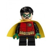 LEGO Robin Minifigure with Yellow cape (2014)