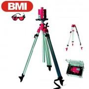 Лазерен комбиниран нивелир BMI, 30м