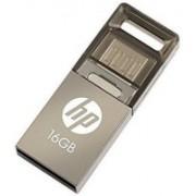 HP V510M 16 GB OTG Drive(Grey, Type A to Micro USB)
