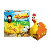 Cock-A-Doodle-Doo The Egg-Splosive Chicken Game Chicken that Hatches the Egg with Sound