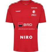 Tricou oficial de joc nationala masculina de handbal rosu