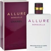 Chanel Allure Sensuelle тоалетно мляко за тяло за жени 200 мл.