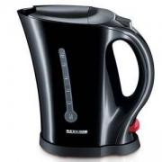 Електрическа кана SEVERIN 3485, Вместимост 1.7 литра, 2.200 W, Черен, SEV.3485