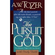 The Pursuit of God with Study Guide, Paperback
