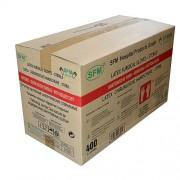 SFM Hospital Products GmbH SFM ® OP Latex STERIL : Chirurgie Handschuhe puderfrei weiß 6.5 (400Paar)