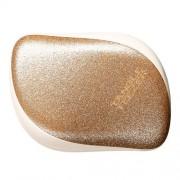 Perie profesională de păr Tangle Teezer Crăciun Gold Starlight (Compact Styler)