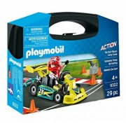 Playmobil Action, Set portabil - masinuta de curse
