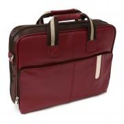 Platinet Norfolk Messenger Bag - чанта с презрамка за преносими компютри до 15 инча (червена)