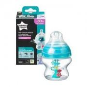 Бебешко шише за хранене Tommee Tippee Anti Colic, 150мл. декорация, 2631575