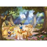 """Fototapet """"alba Ca Zapada"""" - Colectia Disney"""