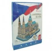 HM Studio Puzzle 3D Katedrála Sv. Víta -193 dílků