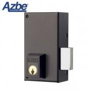 Cerradura de sobreponer sin resbalón AZBE 56C 60 mm, Izquierda
