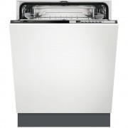 Zanussi ZDT26030FA Built In Fully Integrated Dishwasher - Black