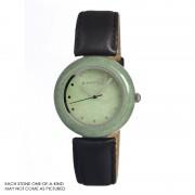 Earth Et1003 Green Jasper Unisex Watch