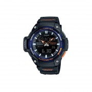 Reloj CASIO SGW-450H-2BCF SPORT GEAR Collection Análogo-Digital Doble Sensor: Altímetro/ Barómetro-Negro