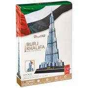Burj Khalifa 3D Puzzle, 136-Piece