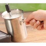 Cucina di Modena Aufschäum-Milchkännchen 0,3l aus Edelstahl