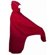 Lowland Fietsponcho Kleur: rood rood