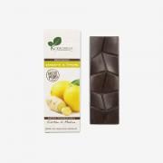Cioccolato Grezzo Puro Zenzero e Limone